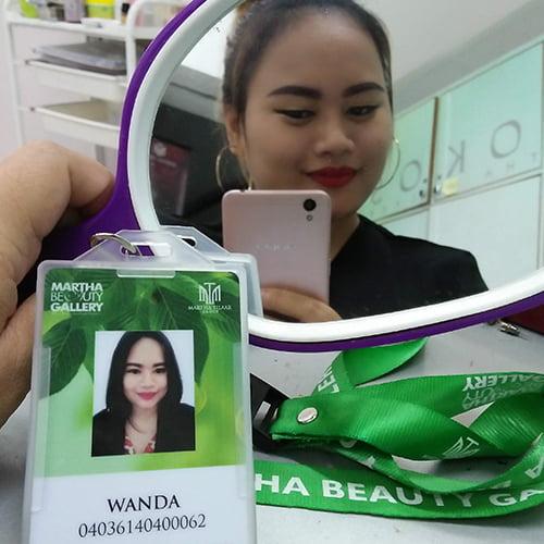 make up artist jakarta bagus murah